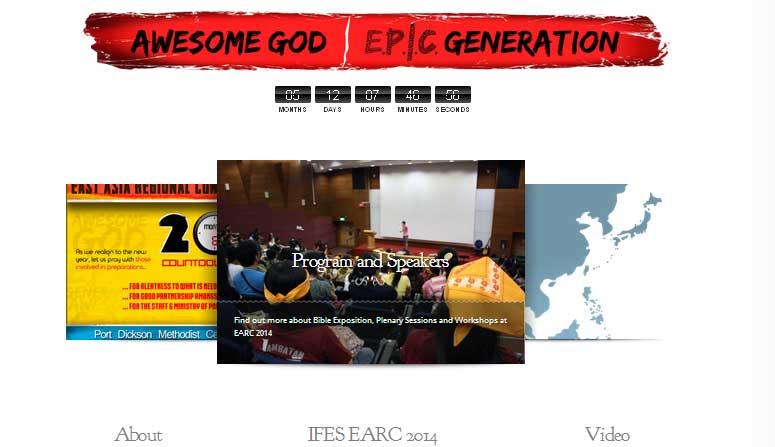 Client: IFES EARC 2014